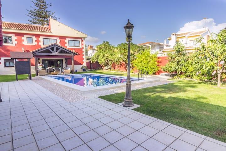 Villa Añoreta Playa y Golf