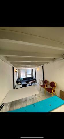 Appartement 54m2 pour 4 personnes