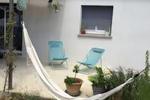 Chambre privée dans maison neuve en Ardèche