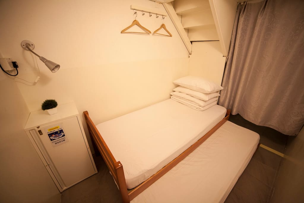 Room: Pull-out Single beds