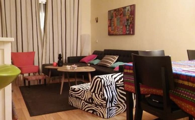 Alquiler larga duracion de piso en Carabanchel - Madrid - Byt
