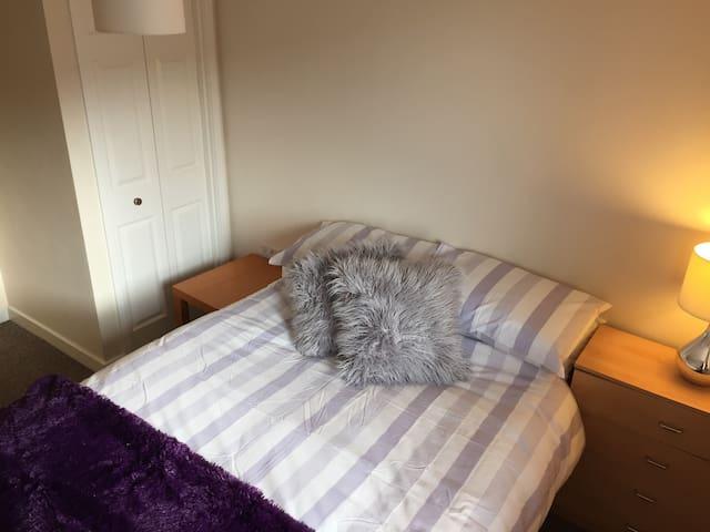 Cosy, quiet apartment, double room, great location