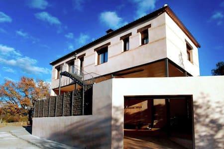 Caratteristico casale in Castiglia-La Mancia con piscina