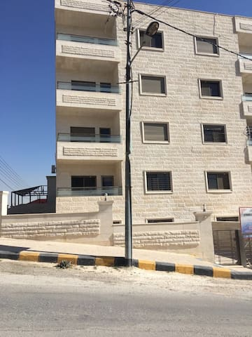 New furnished apartment for rent in Amman.