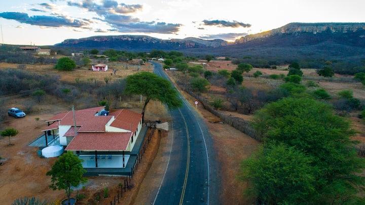 Nationalpark Serra da Capivara - Brasilien