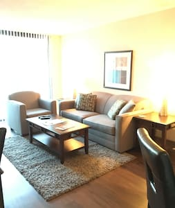 SLEEK 1BR/1BA in Arlington Heights - 阿灵顿高地(Arlington Heights) - 公寓