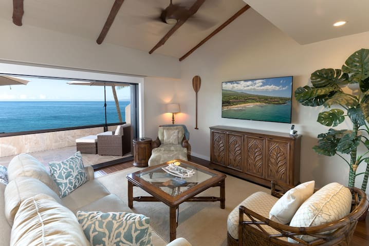 Makena Surf - Beachfront Condo B303