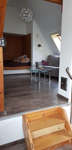 Kleines Apartment am Rande der Kurstadt