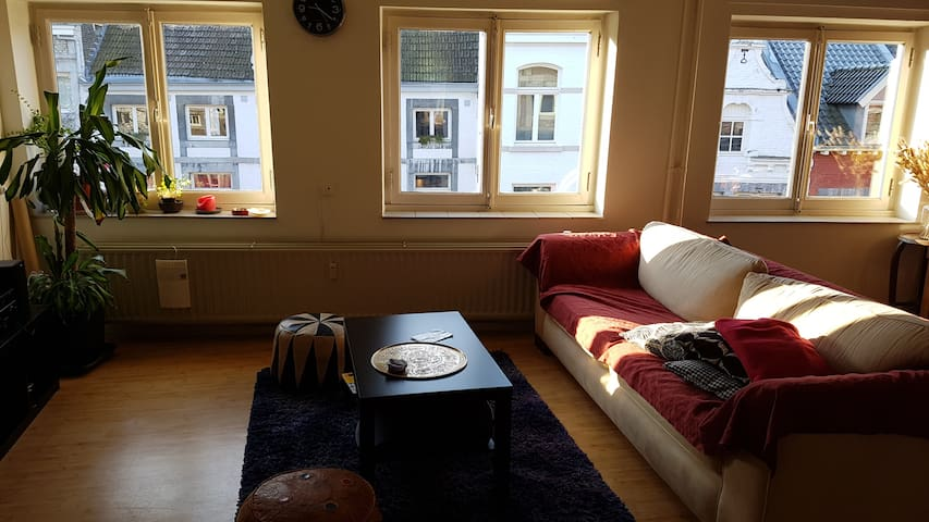 Bright and lovely flat in Wyck