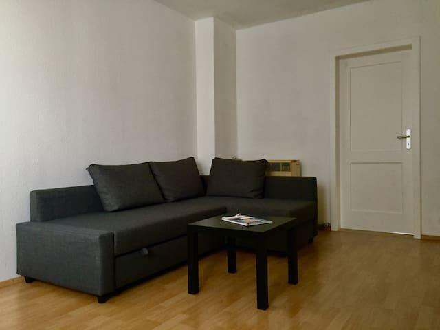 Schönes Zimmer zentral im Szeneviertel West - Stuttgart - Apartment