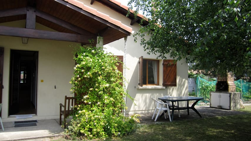 Family House with garden - Gujan-Mestras - House