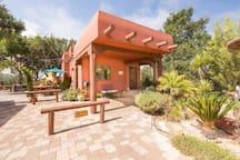Private Casa de los Sueños casita at Hacienda Felise