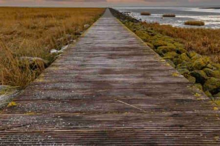 Wurster Nordseeküste Erholung direkt am Meer