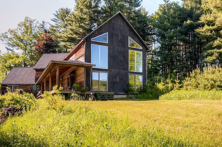 'Shaker Hill' Secluded 5BR Home - Great Barrington - House