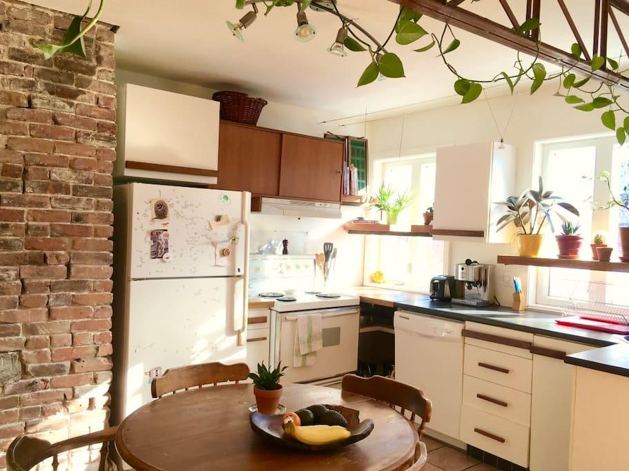 Cuisine toute équipée / Fully equiped kitchen