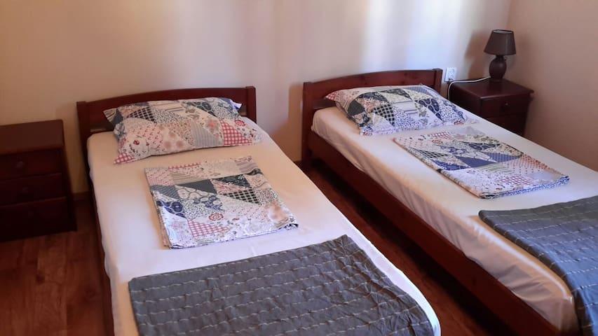 Уютная комната для двоих
