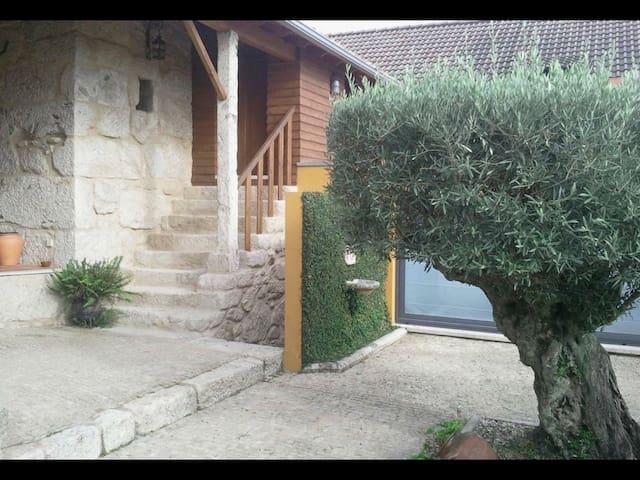 Casa de Santo André - Merufe - Huis