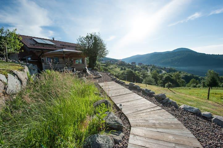 Chalet des Houssots Parc naturel des Hautes Vosges