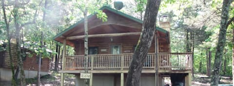 The Willows Cabin#10 Cozy log cabin on Table Rock!