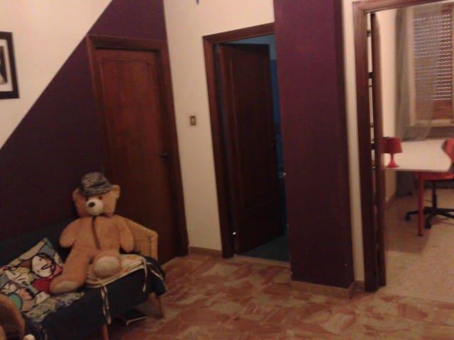 SABINI (Marconi/D'Annunzio)-Camera SINGOLA(1/2 p.) - Pescara - Apartamento