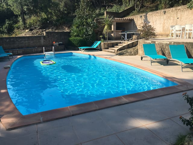 Monticello - Sari-Solenzara - บ้าน