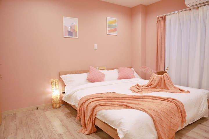 【YUKI TOKYO由季東京】104&105 two room 直达新宿 雷门 近迪斯尼