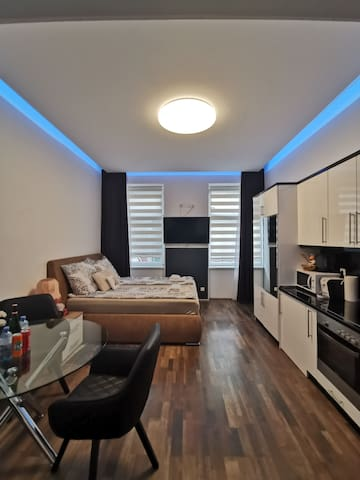 Central located Apartment at the ground floor