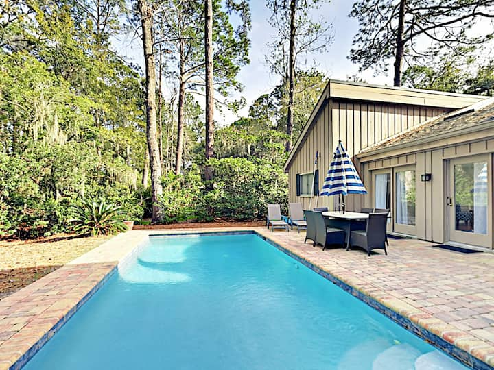 Gated Home w/ Private Heated Pool - Close to Beach