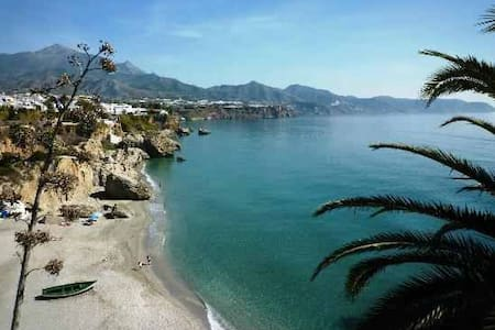 Beautiful Home ♡ Pool/Sea~views - nerja - 단독주택