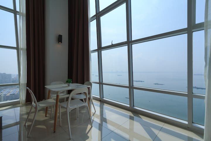 Maritime Guest House Georgetown - Pulau Pinang - อพาร์ทเมนท์