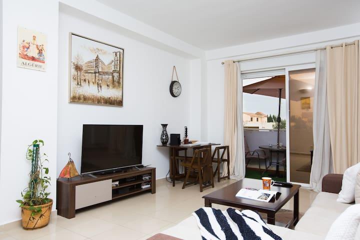 Appart chaleureux dans une résidence huppée Alger