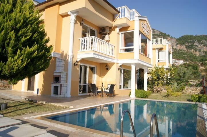 Dream Holiday Villa (3), Alanya, Turkey - alanya - Hus