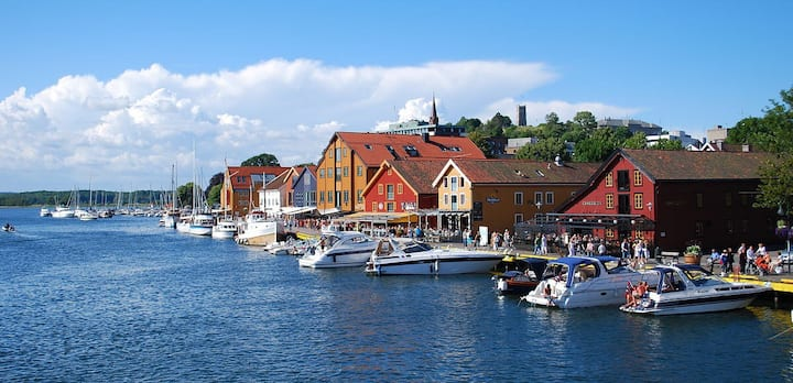 Very nice place in the heart of Tønsberg