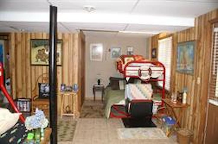 Beautiful apartment on Lake Oconee - White Plains - Leilighet