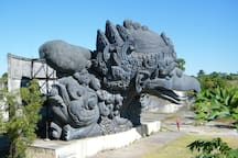 Visit around: Cultural park GWK