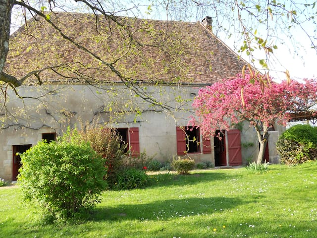 Maison de caractère au cœur du Charolais - Martigny-le-Comte - Hus