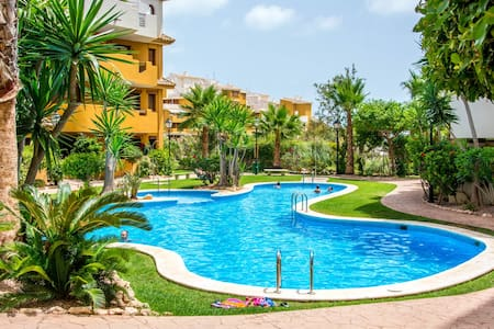 Cozy apartment  close to the beach - Torrevieja