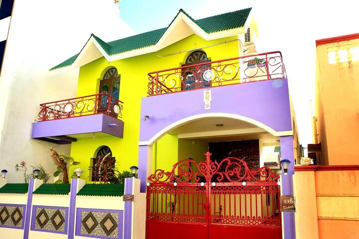 Luxe Villa (4 BHK)