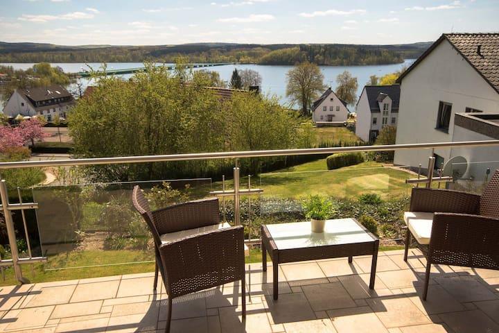 Balkon - Wohnung Seeblick