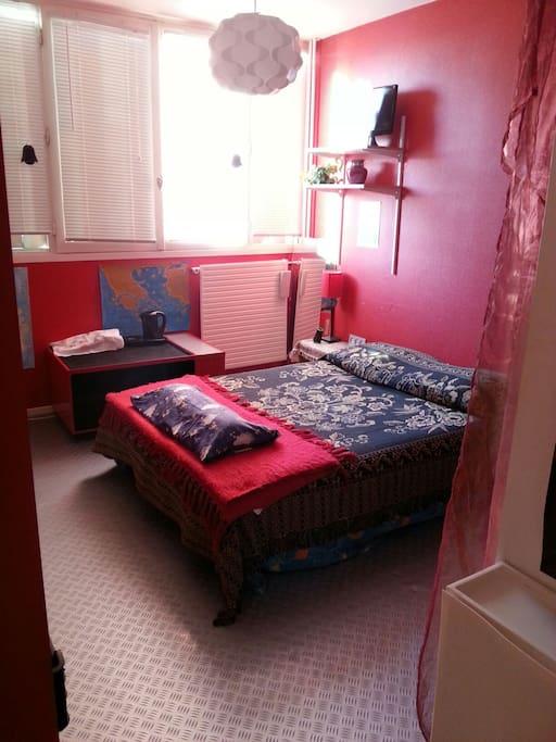 Votre chambre vous attend !