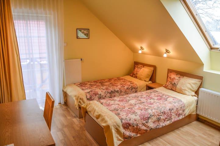 Vila Liepa - Cozy room rent in city center