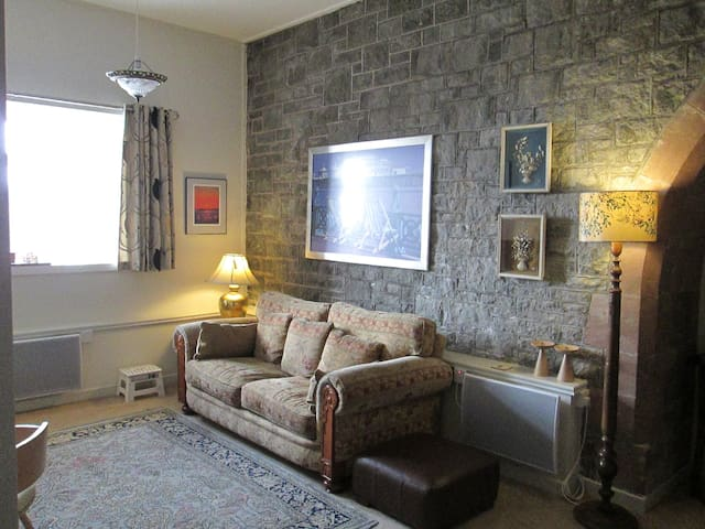 Super Coastal Apartment - Criccieth - Daire