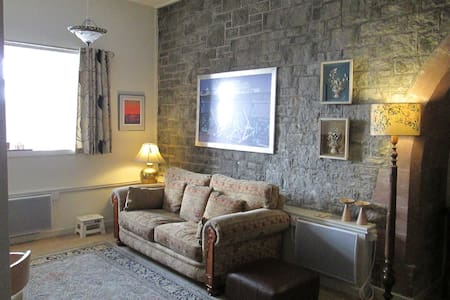 Super Coastal Apartment - Criccieth - Apartment