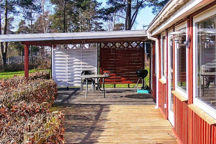 Pintoresca casa en Vordingborg Zelanda con terraza