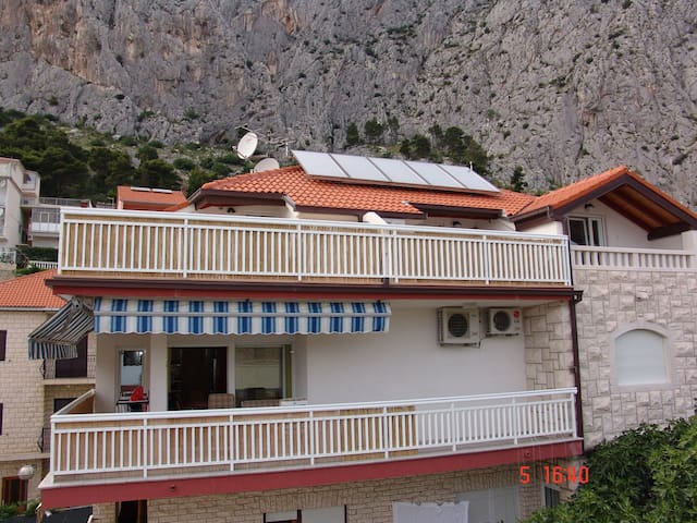 Apartment NC A1 Omis, Riviera Omis