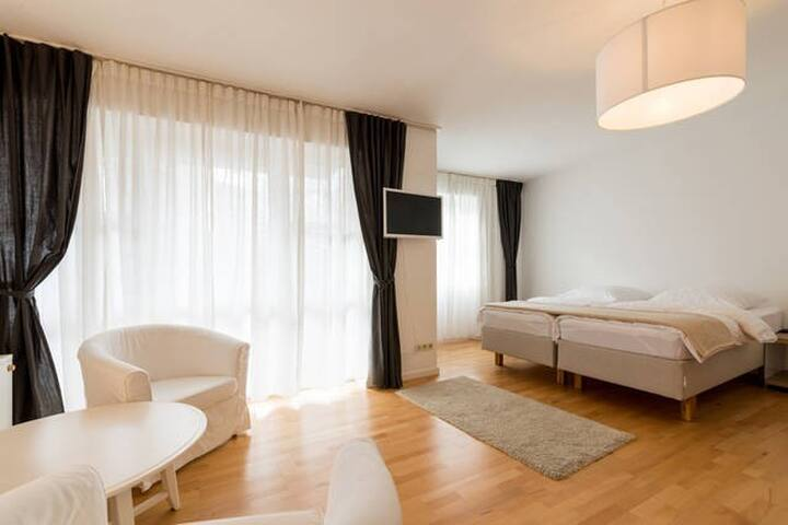 Frankfurt City-South (Apartment  13) - Frankfurt - Apartamento