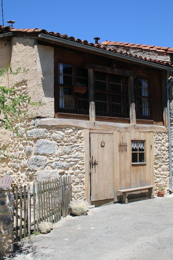 Charmante maison de village dans les Pyrénées