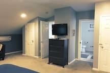 Penthouse suite in Charlotte's best neighborhood