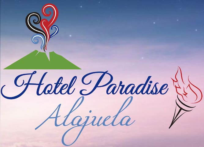 Hotel Paradise Alajuela - Alajuela - Bed & Breakfast