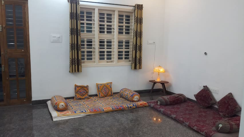 Budget house with luxurious amenities